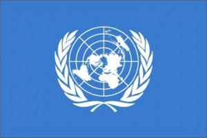 Bandeira da ONU-Organização das Nações Unidas