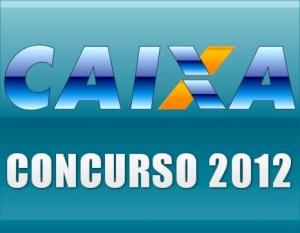 Concurso Caixa Economica Federal 2012