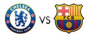 chelsea vs Barcelona 2012 Liga dos Campeoes