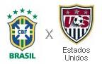 Data e horário amistoso Brasil e EUA