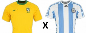 brasil vs argentina