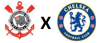Corinthians x Chelsea Mundial 2012