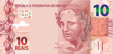 nova nota 10 reais