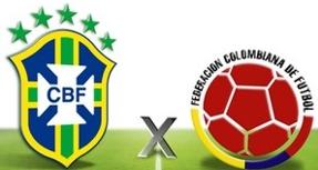 Data e horário Brasil e Colômbia-Amistoso 2012