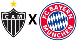 Atlético Mineiro vs Bayern de Munique mundial 2013 data e horário dos jogos