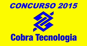 Trabalhe conosco Cobra Tecnologia-Concurso